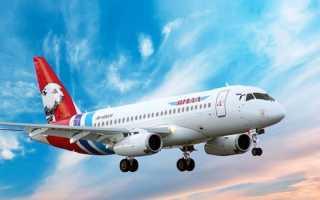 Российская международная авиакомпания «Ямал»