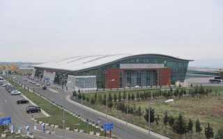 Как добраться из аэропорта Тбилиси в центр города