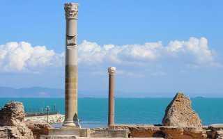 Сколько лететь из Самары до Туниса