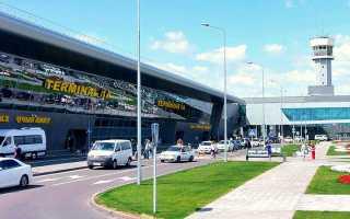Как добраться из аэропорта Казани до города