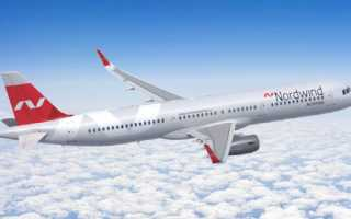 Российская авиакомпания «Nordwind Airlines» (Норд Винд Эйрлайнс)
