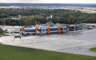 Как добраться из аэропорта Храброво до Калининграда