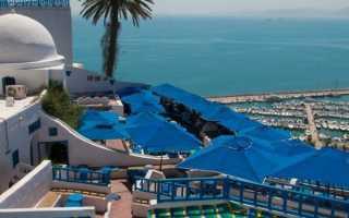 Сколько лететь до Туниса из Уфы