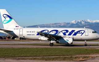 Словенская авиакомпания Adria Airways (Адрия Эйрвейз)
