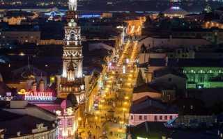 Сколько лететь из Казани до Москвы