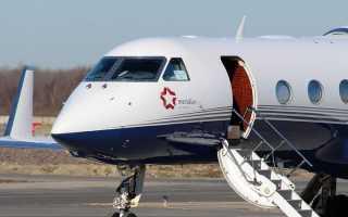 Российская авиакомпания «Меридиан»