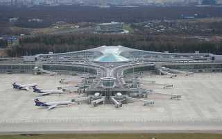 Как добраться до Шереметьево на «Аэроэкспрессе»