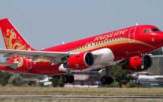 Российская авиакомпания «РусЛайн»: самолеты, входящие в состав авиапарка