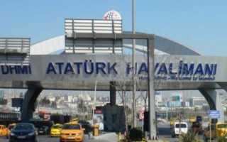 Список аэропортов Турции