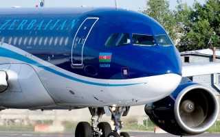 Список компаний Азербайджанских авиалиний