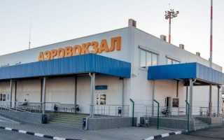 Аэропорт в Новороссийске