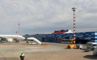 Аэропорт Евпатории