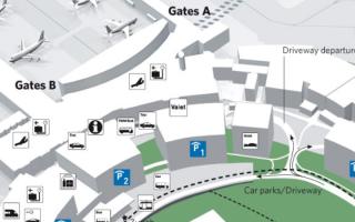 Как доехать до Цюриха из аэропорта Клотен