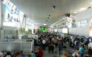 Ближайший аэропорт к Байкалу