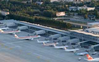 Аэропорт Борисполь (Киев)