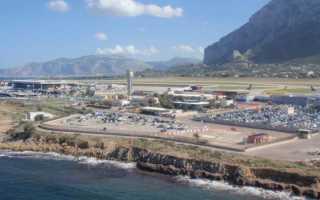 Какие аэропорты есть в Сицилии?