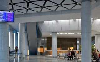 Международный аэропорт Воронежа
