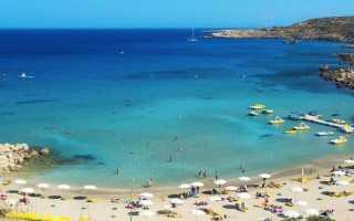 Сколько лететь из Краснодара на Кипр
